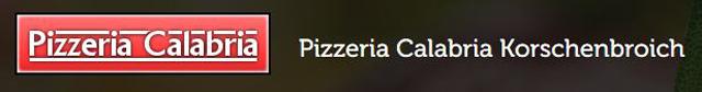 Link zu                   Pizzeria Calabria